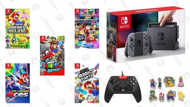 Miss the Nintendo Switch Mar10 Day Deals? Walmart s Got You