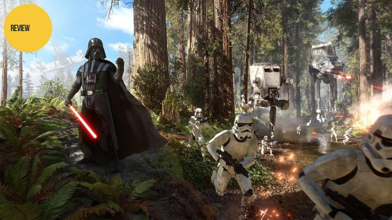 Illustration for article titled Star Wars: Battlefront: The Kotaku Review
