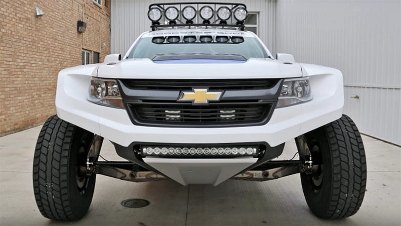 I Think We've Found The Most Modified Chevy Colorado You ...