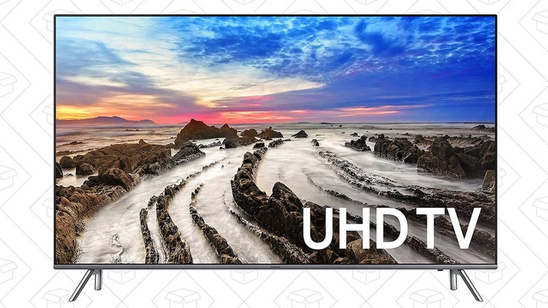 Samsung UN55MU8000, $900