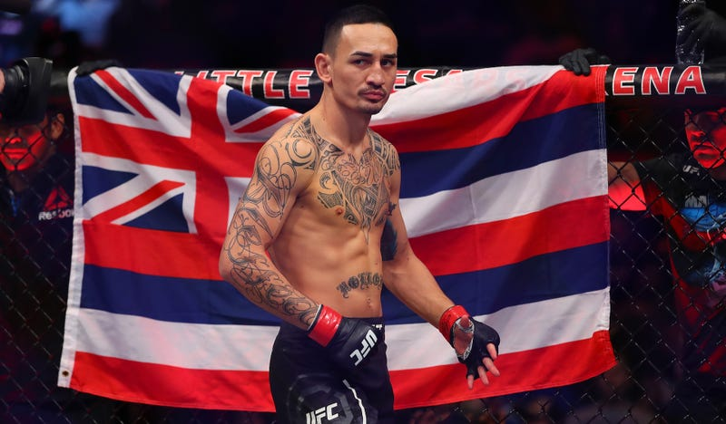 Illustration for article titled Max Holloway Is Here To Save Us From The UFC's Most Cursed Non-Rivalry