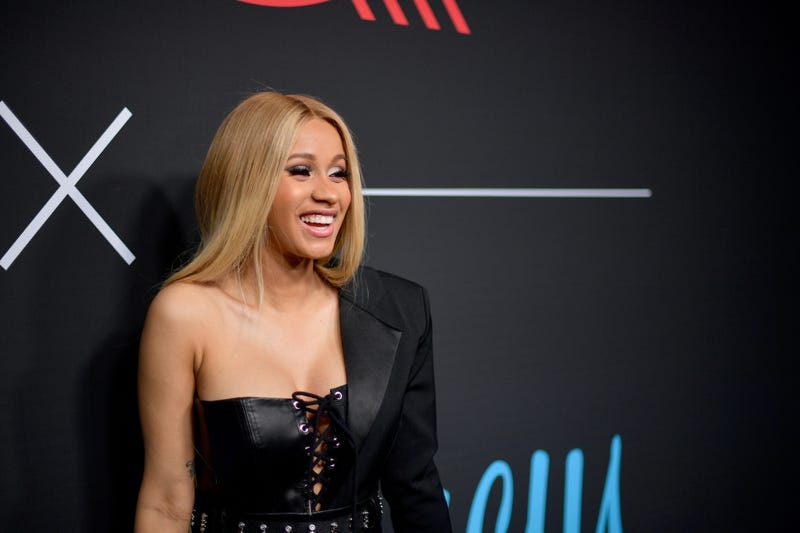 Illustration for article titled Invasion of Privacy: Cardi B Reveals Much-Anticipated Album Cover and Release Date
