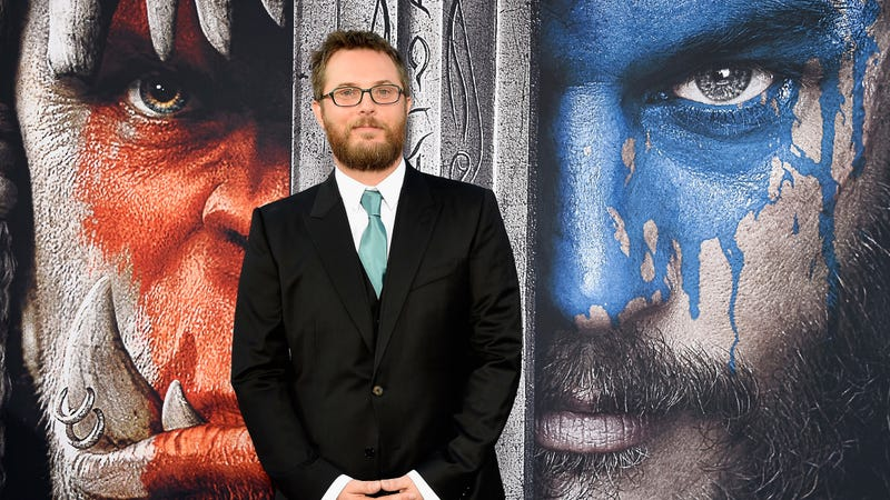 Illustration for article titled Duncan Jones is making a very British comic book movie