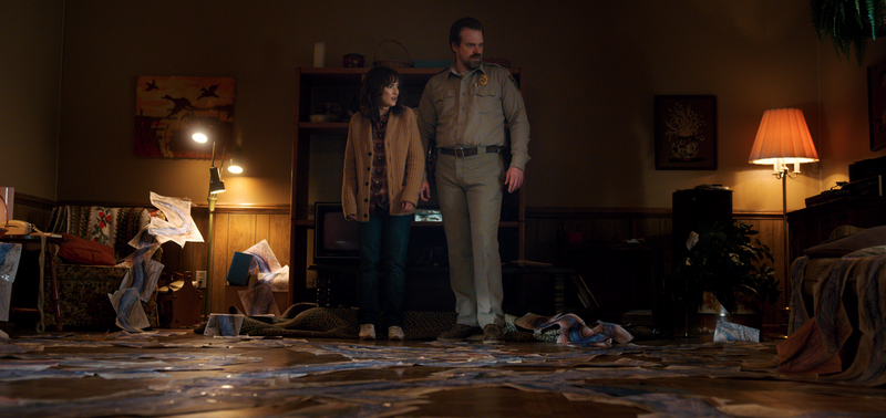 An eerie, intense Stranger Things unearths some big secrets