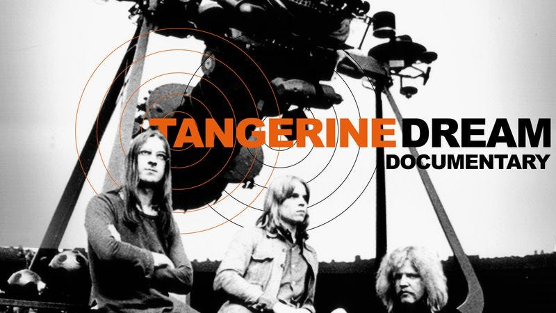 Illustration for article titled Get Involved, Internet: Help fund a documentary tribute to Tangerine Dream