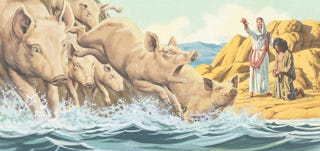 The 9 most baffling passages in the Bible, and what they
