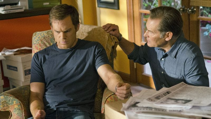 "Illustration for article titled Dexter: ""Surprise, Motherfucker!"""