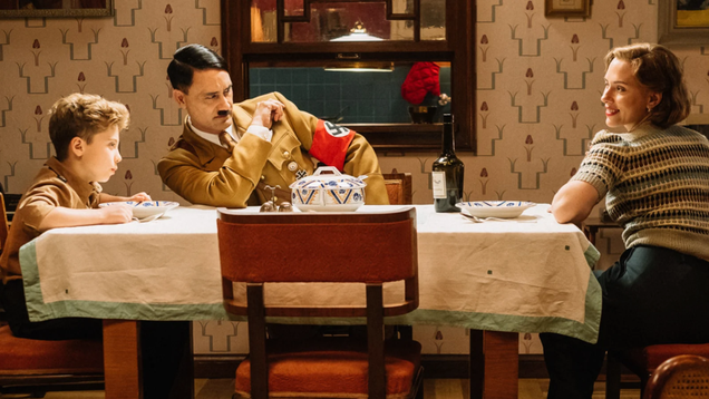 Jojo Rabbit wins top prize at Toronto International Film Festival, raising hopes for Oscar season