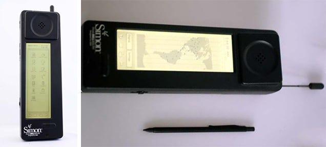 Simon, The Original Smartphone, Turns 20 Today