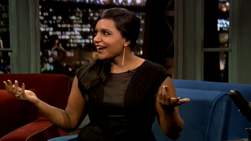 Illustration for article titled Nobody Liked Mindy Kaling's Short Hair Except Mindy Kaling