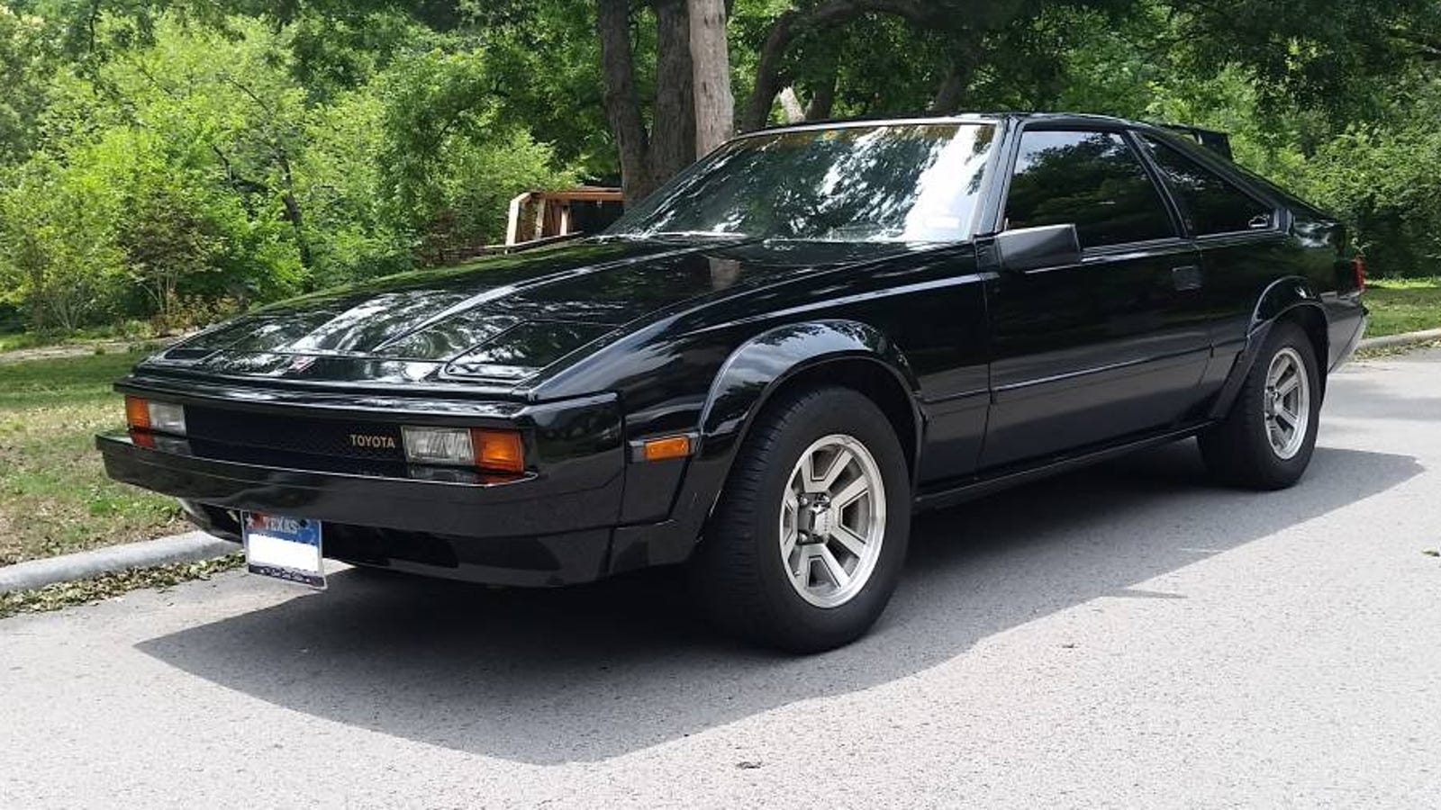 Could This 1983 Toyota Celica Supra Be Worth $5,500?