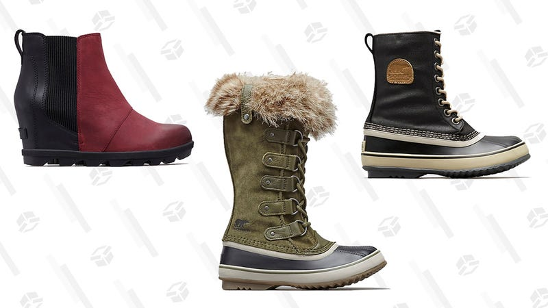 Up to 55% Off Select Styles | Sorel