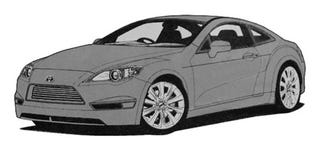 Illustration for article titled 2010 Toyota Celica: Name Of New Subieyota Coupe?