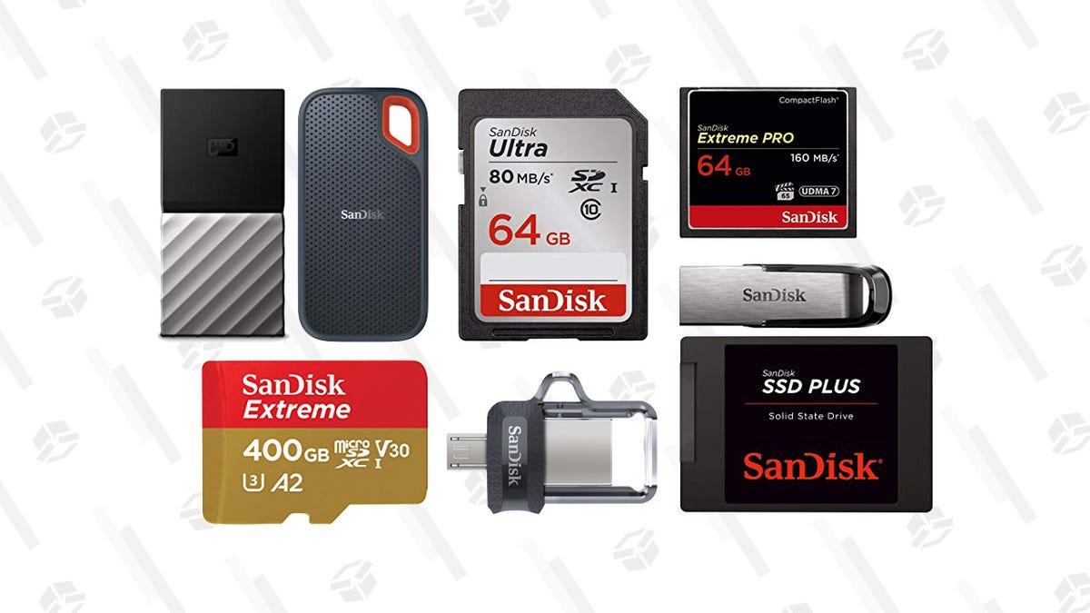 cd47b694 Monday's Best Deals: Instant Pot Mini, SanDisk, Bowflex, and More