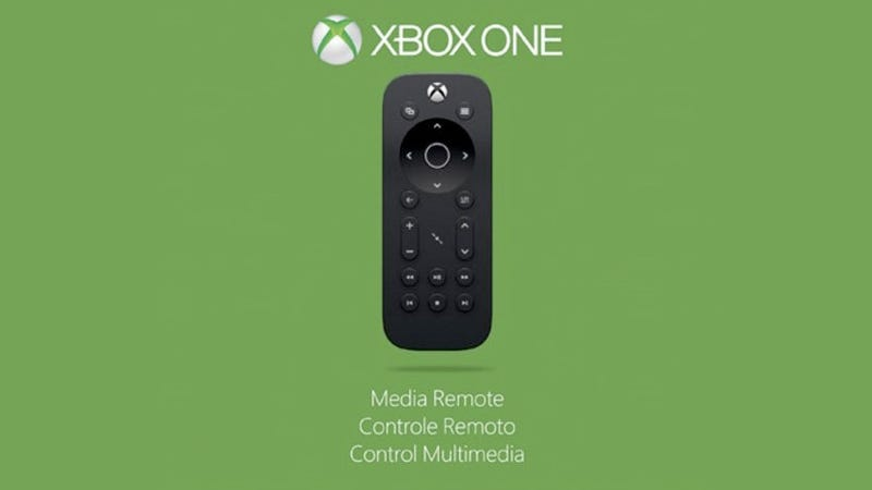 Illustration for article titled An Xbox One Media Remote Could Be Coming March 4th