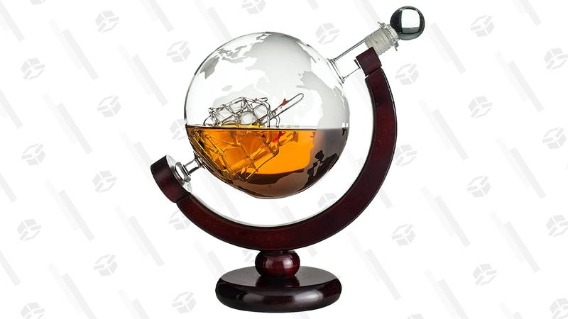 Globe Decanter 850ml | $20 | Amazon