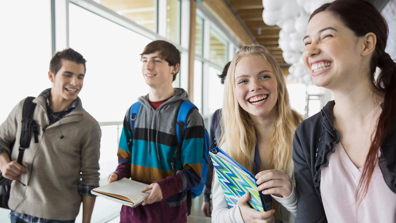 Innocuous Thing You Did In Public Prompts Inside Joke That Bonds Group Of Teens For Life