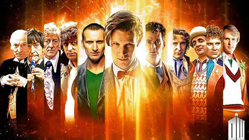 Illustration for article titled Doctor Who's Dude Preference Is Just Creatively Lazy