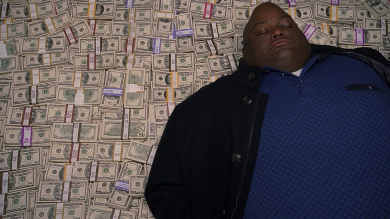 Illustration for article titled El dinero empieza a dar la felicidad a partir de los 8 millones de dólares, según Harvard