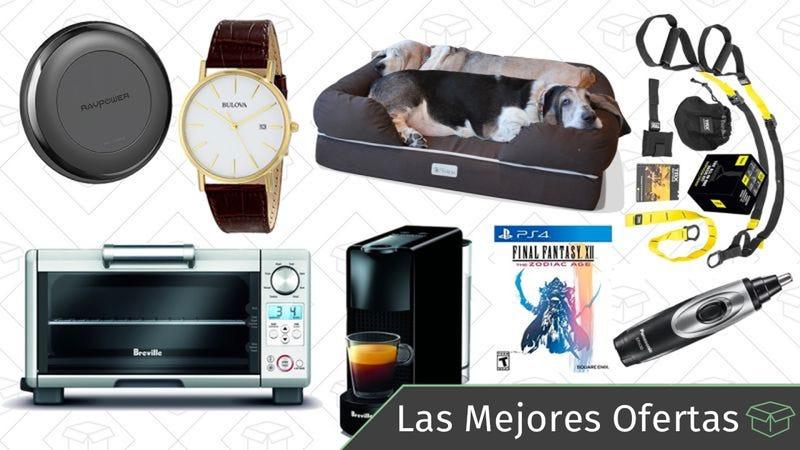 Illustration for article titled Las mejores ofertas de este jueves: Cargadores para tus dispositivos, altavoces Bluetooth, regalos de último minuto y más