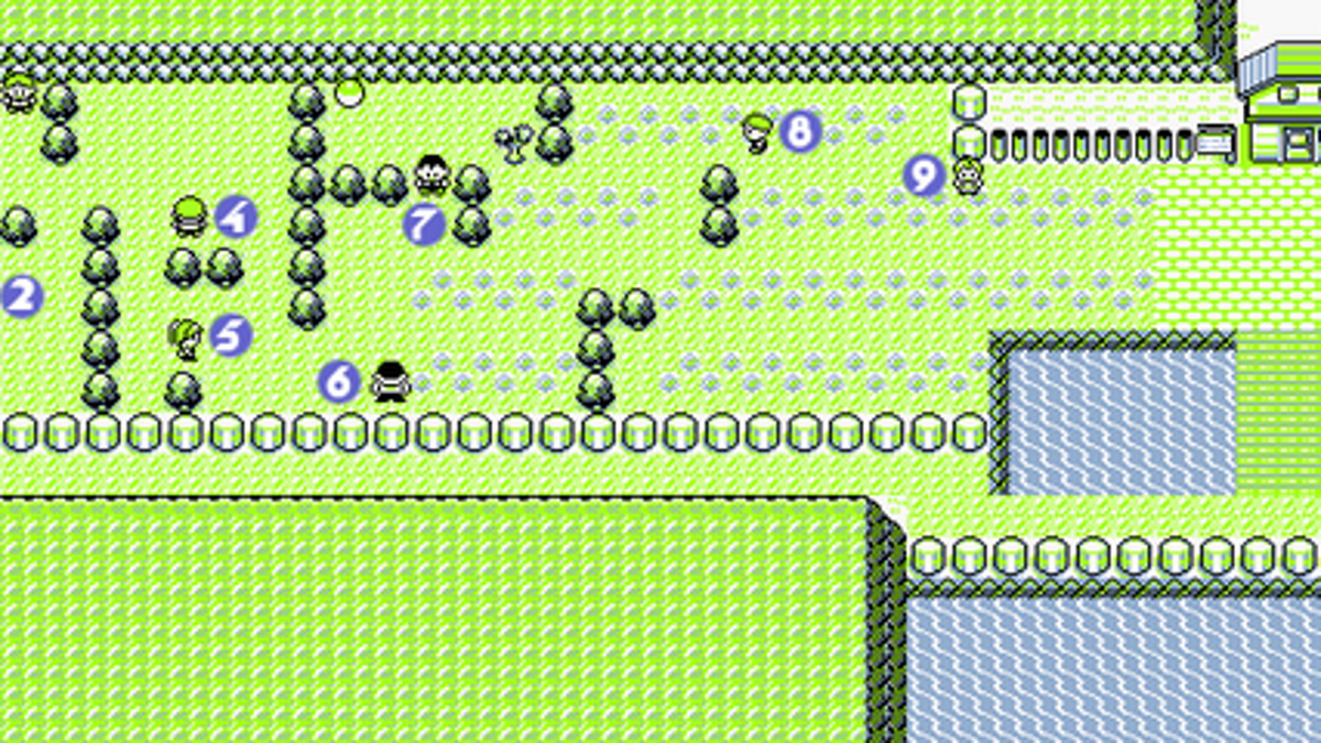 How To Catch Mew In Pokémon Red, Blue and Yellow (3DS or