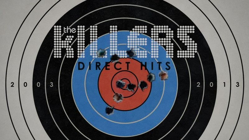 Illustration for article titled Here's the new track M83 produced for The Killers' new greatest hits album