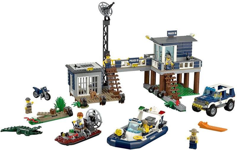 Illustration for article titled Deals: 2015 City sets on sale at Amazon