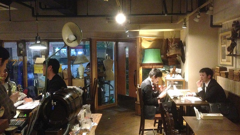 Tokyo Goul Cafè