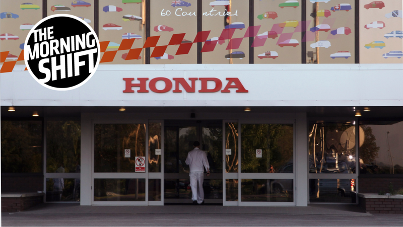Illustration for article titled Honda to Close Its Only British Car Plant in 2021, but Says It Isn't Because of Brexit