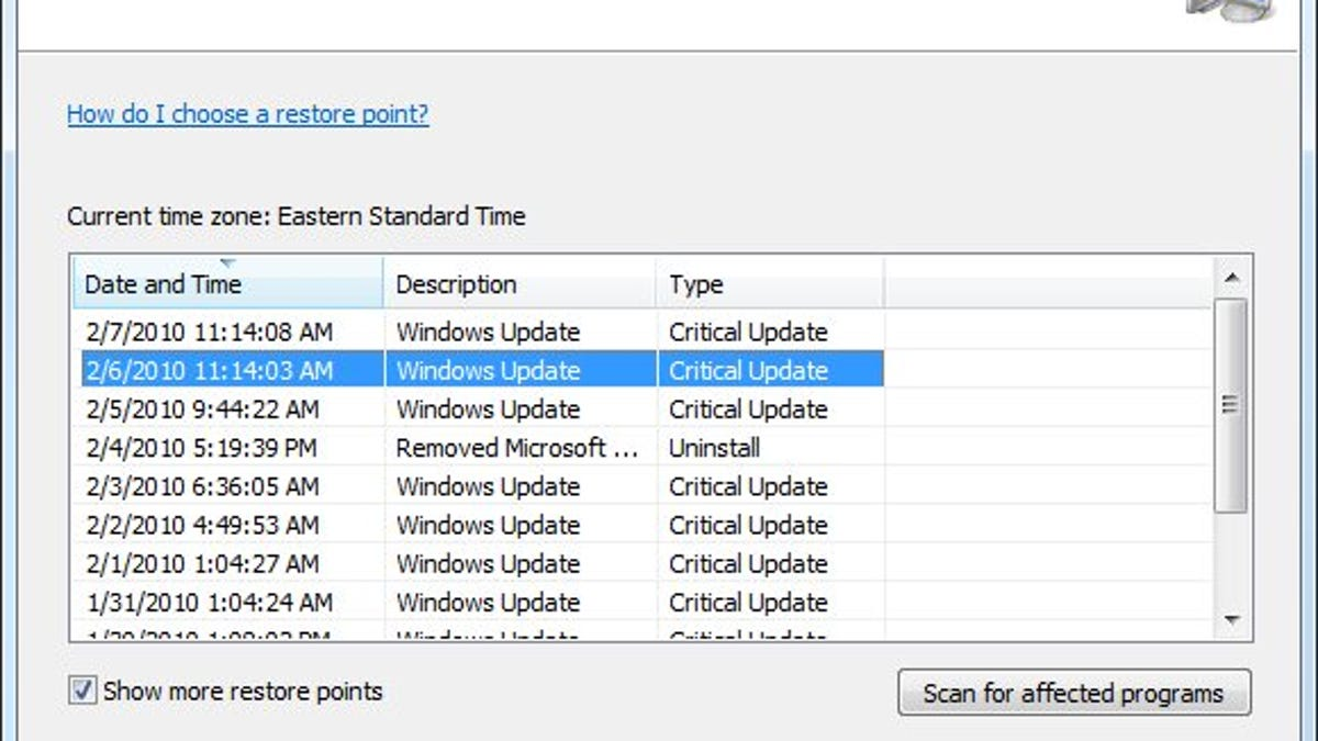 The Complete Guide to Windows System Restore (It's Better than You