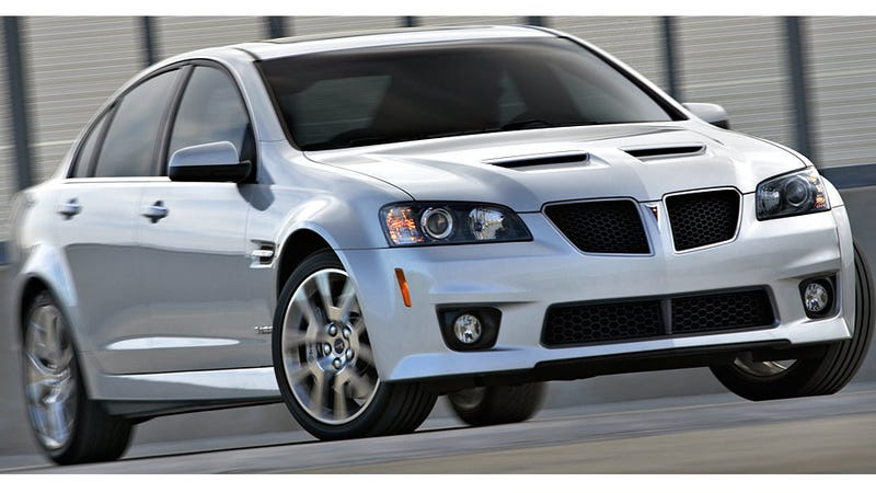 the very very last pontiac g8 gxp. Black Bedroom Furniture Sets. Home Design Ideas