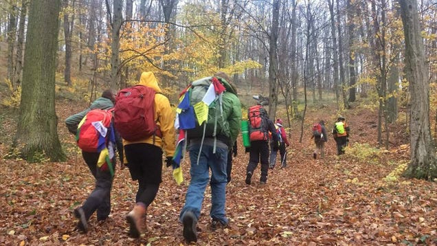 Meet the Activists Who Walked Over 900 Miles to the UN Climate Talks