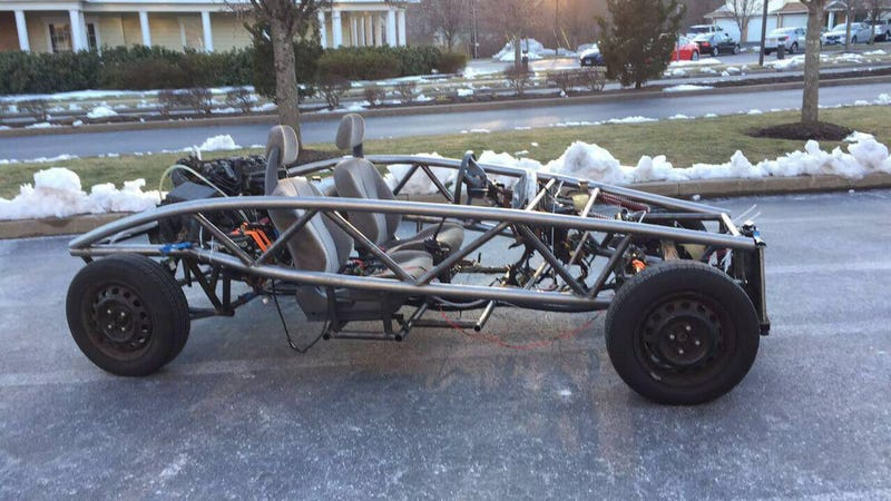 Death Is Buying Someone Else's Homemade Ariel Atom Replica Project