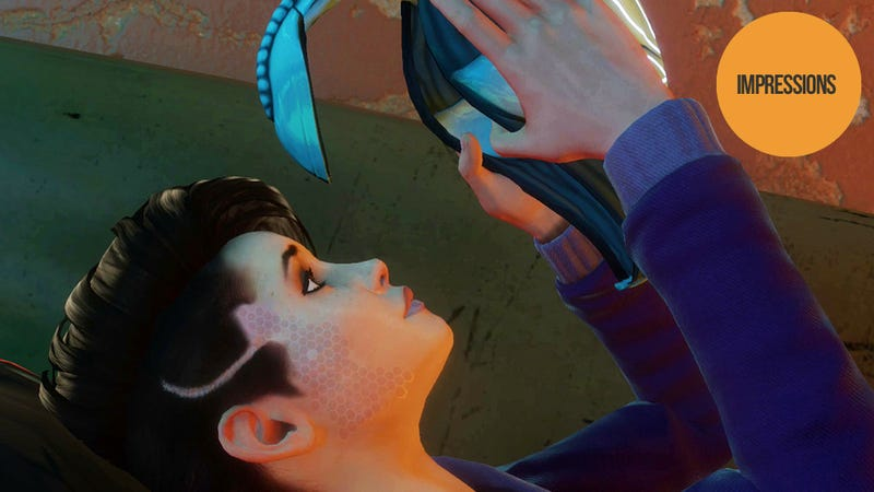 Illustration for article titled In Dreamfall Chapters: Book Three,the Story Finally Gets Moving