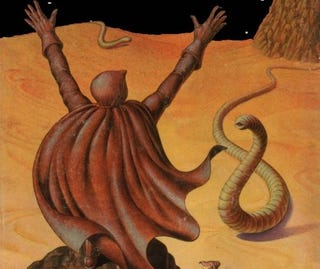 Illustration for article titled Another director quits Dune, as time runs out on for the project