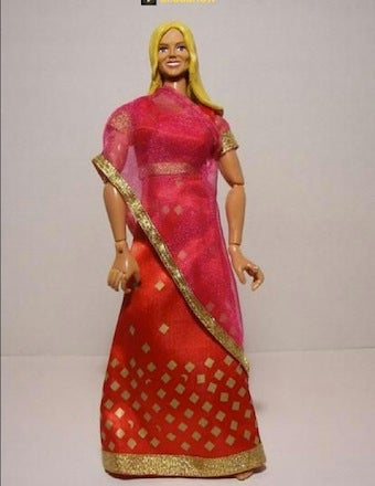 Illustration for article titled Michaele Salahi Has Herself Made Into An Action Figure