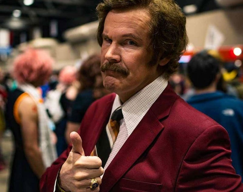 Cosplay by ronburgundy3 | Photo by Eugene Photography