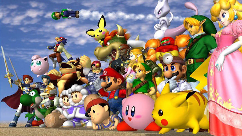Illustration for article titled Nintendo Responds To Smash Bros. Pro's Callout, Wants To Keep Scene Grassroots