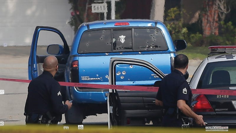 Illustration for article titled LAPD Really Sorry for Shooting at Woman, Issues $4.2 Million Apology