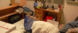 Form an Attack Plan for a Cluttered, Messy Home
