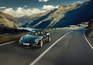 Illustration for article titled 2011 911 Porsche Turbo S: Press Photos