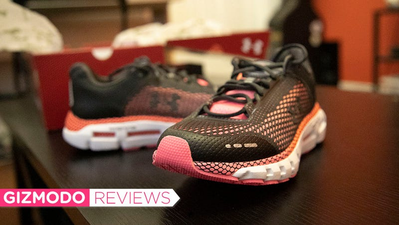online store cc668 c21f5 Review: Under Armour HOVR Infinite Smart Running Shoes