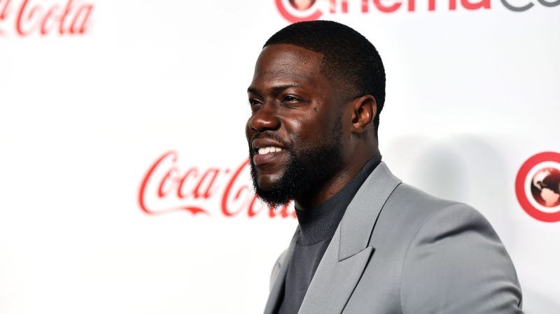 Illustration for article titled Doctors Are 'Optimistic' Kevin Hart Will Make a Full Recovery Following Car Crash