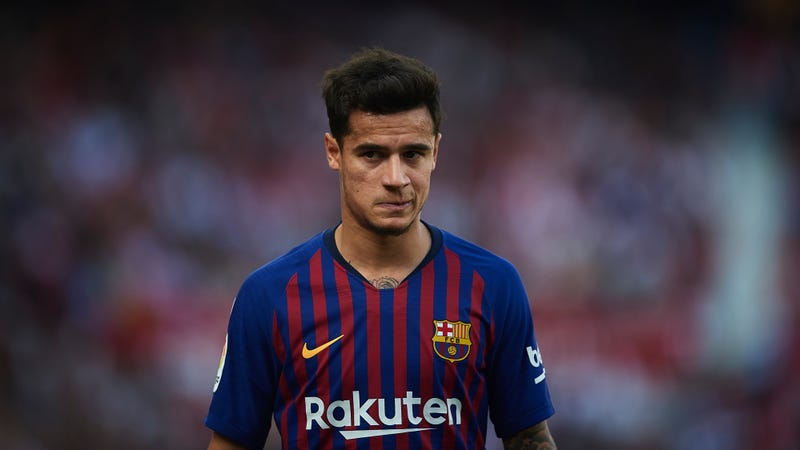 new product 20ffe 290a8 Philippe Coutinho Never Made Sense At Barcelona, And Now ...