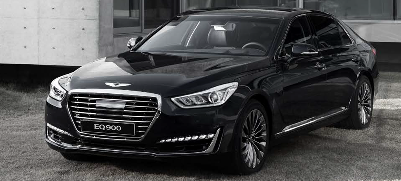 the new genesis g90 is 39 all but autonomous 39 claims hyundai. Black Bedroom Furniture Sets. Home Design Ideas