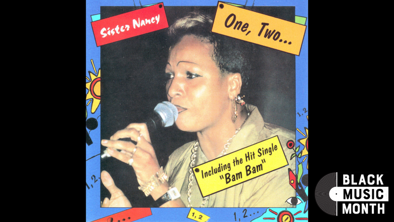 Illustration for article titled 30 Days of Musical Blackness With VSB, Day 14: Sister Nancy, 'Bam Bam'