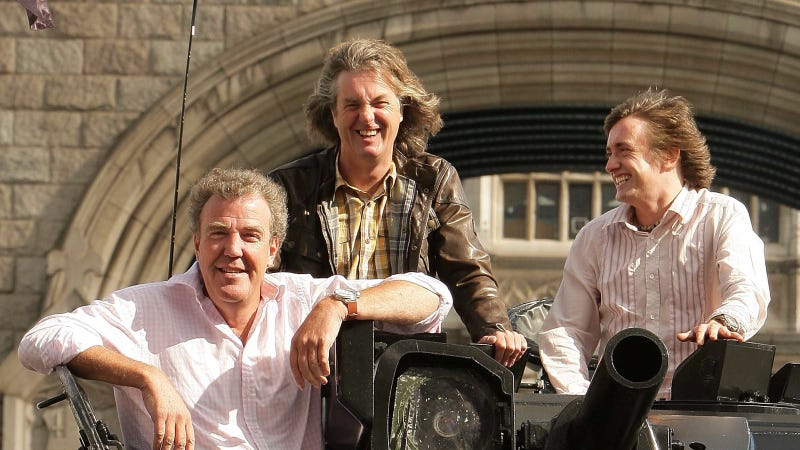 Illustration for article titled GREAT NEWS: Top Gear UK's New Season Will Air Just One Week Later In The U.S.