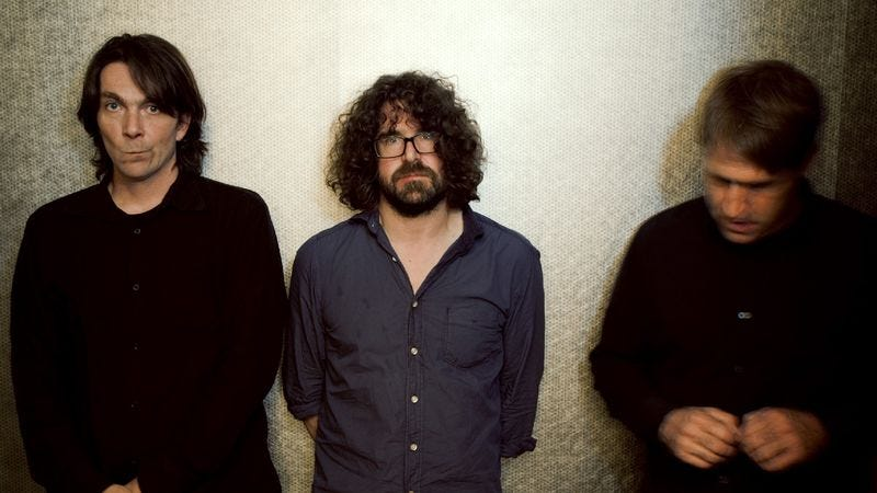 """Illustration for article titled Lou Barlow on why he hates """"All She Wants To Do Is Dance"""""""