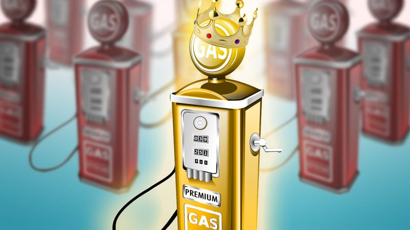 Illustration for article titled How to Decide If Premium Gasoline Is Worth The Money