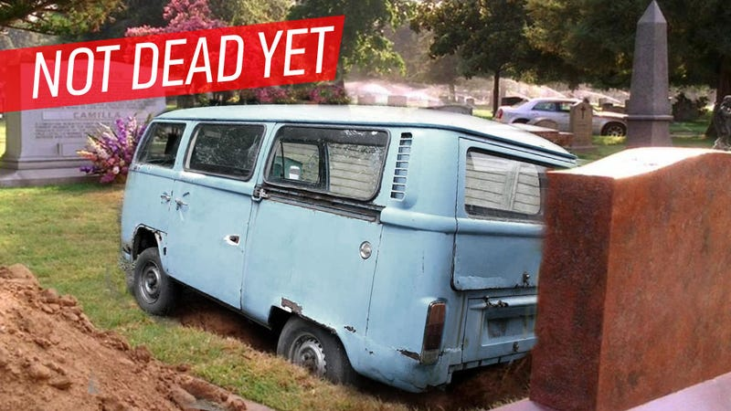 Illustration for article titled Reports Of The Death Of The VW Microbus May Have Been An Exaggeration